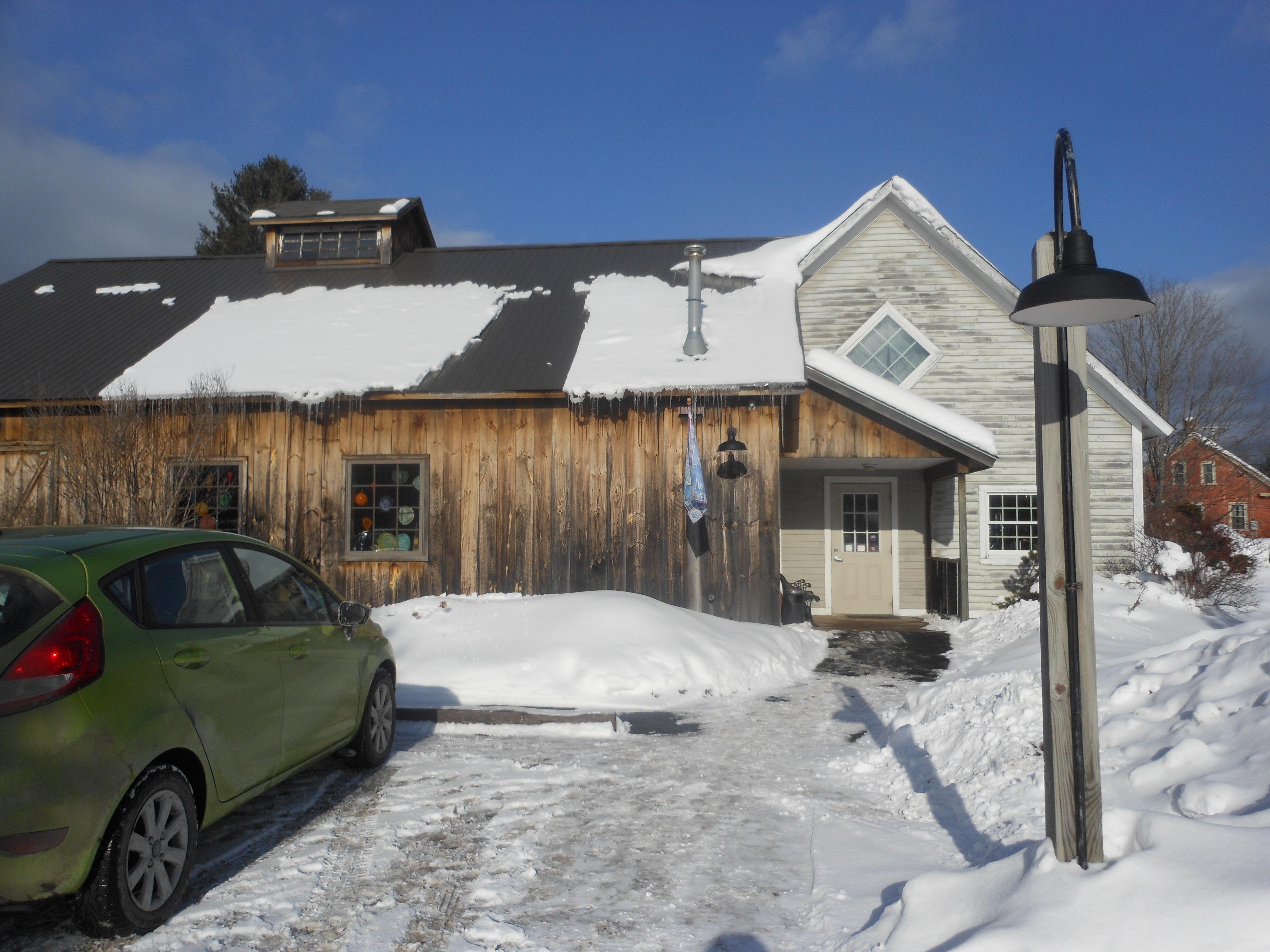 Ski Lodges in Northern Vermont