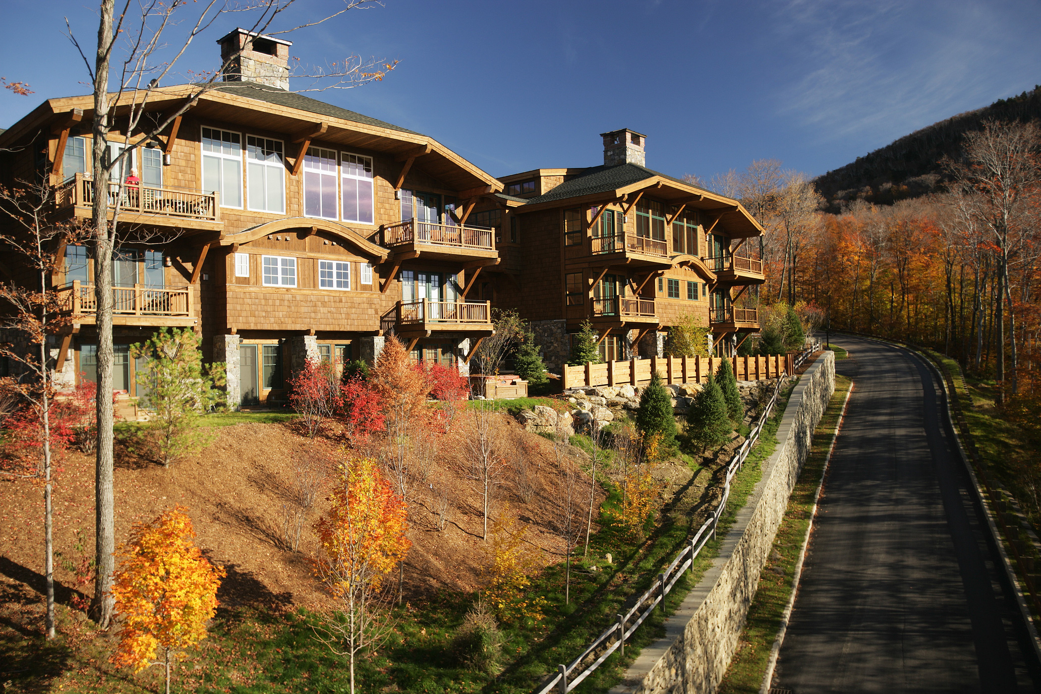 Mountain Sophistication Luxury Real Estate In Stowe Vt